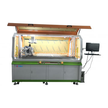 Ten Heads Smart Card Wire Embedding Machine
